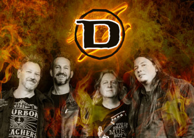 DIZE---Band-on-Fire